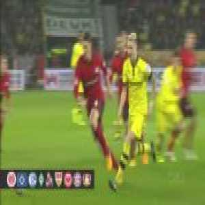 Marco Reus has scored against every Bundesliga club. Here are his best 18 goals against 18 teams.