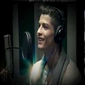 For those who don't know: CR7 made a song and it only has 1 Millions views