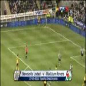 When Ben Arfa got in the mood v Blackburn in the FA cup