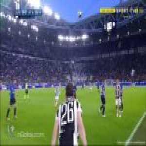 Juventus 1-0 Atalanta - Higuain 29'
