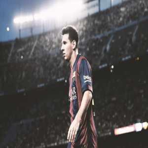 Club goals since 2010: Lionel Messi: 445 Stoke City: 444