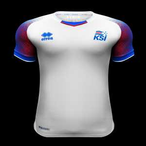 Iceland´s new World Cup kit