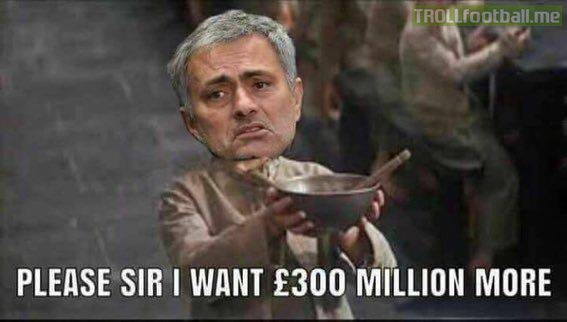 Jose Mourinho going to Man United's board like