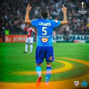 Olympique de Marseille have qualified for the 2017-18 UEFA Europa League Quarterfinals