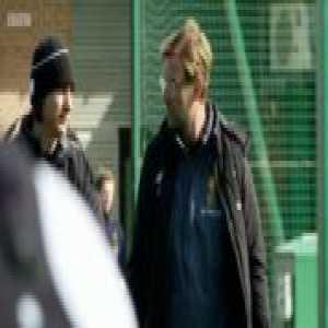 Gabby Logan Meets Jurgen Klopp - BBC The Premier League Show [09:20]