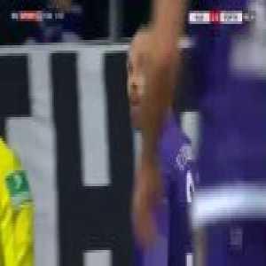 Aue 2-0 Furth - Malcolm Cacutalua