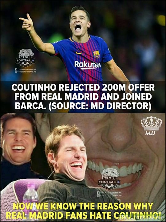 Real Madrid Fans..😭😭😂😂 MJJ