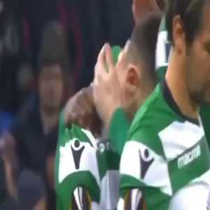 Bruno Fernandes' best moments in UCL and EL (17/18)