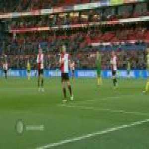 Feyenoord 1-0 ADO Den Haag | Jens Toornstra