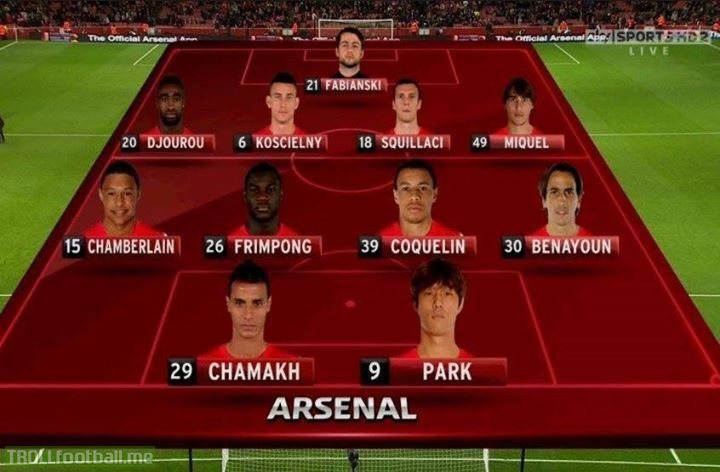 Like if you agree this Arsenal team would batter the current one.