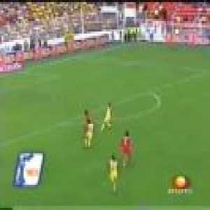 One of the best goals ever in the Mexican league