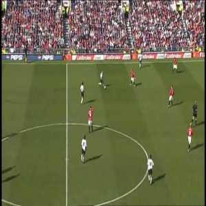 15 years ago today, Ruud van Nistelrooy scored an uncharacteristic solo goal against Fulham