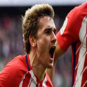 Antoine Griezmann in 2018: La Liga - 12 Apps / 12 ⚽️ Europa League - 3 Apps / 2 ⚽️ Copa del Rey - 3 Apps / 2 ⚽️ The Frenchman seems keen to impress this year…