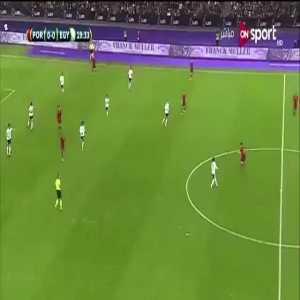 Ronaldo beautiful skill vs Egypt.