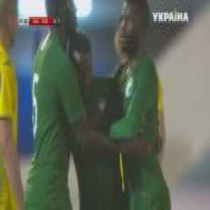 Saudi Arabia [1]-1 Ukraine - Saeed Al Mowalad