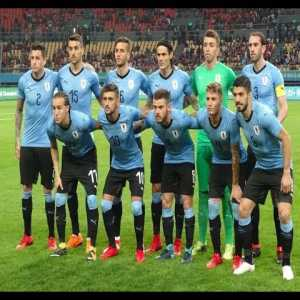 Uruguay 2-0 Czech Republic - Highlights China Cup 2018
