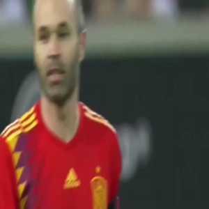 Andrés Iniesta vs. Germany.