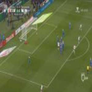 Mexico 1-0 Iceland - Marco Fabian free-kick