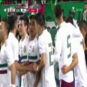 Mexico [2] - 0 Iceland - Miguel Layun goal