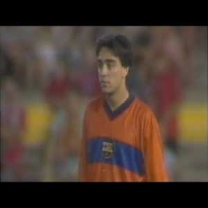 Today marks 20 years since Xavi Hernández made his debut for FC Barcelona. The rest is history.