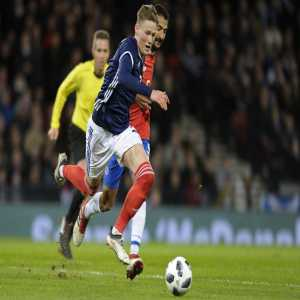 Matt Ritchie, Grant Hanley and Scott McTominay withdraw from Scotland squad for game against Hungary