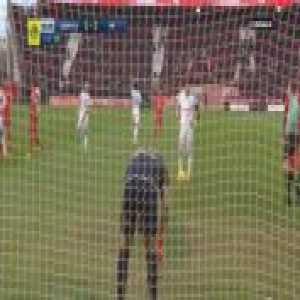 Dijon 1-[3] Marseille - Dimitri Payet penalty