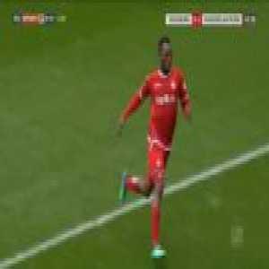 Duisburg 0-3 Kaiserslautern - Osayamen Osawe hat-trick