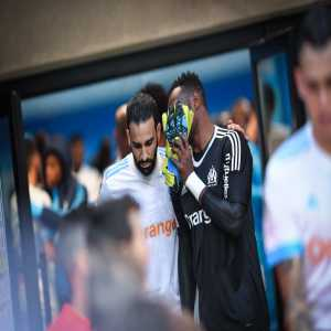 Injuries : Mandanda out for up to 6 weeks, Adil Rami out for 10-15 days.