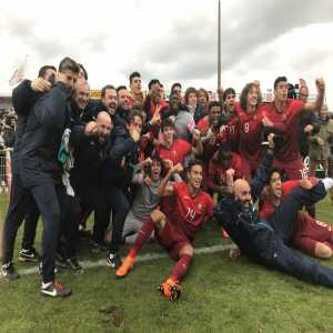 U16: Portugal beats Brazil in penalties and wins the Montaigu tournament for the second time in a row