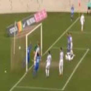 Lovro Majer scores direct from a corner for Lokomotiva vs Osijek (Croatian Prva Liga)