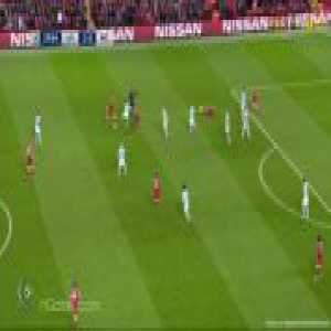 Liverpool 2-0 Manchester City - Alex Oxlade-Chamberlain 21' (Champions League - Quarter-finals)