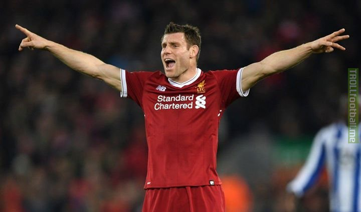 Most assists in a single Champions League season since 2002/03: Neymar (8 in 2016/17) Xavi (7 in 2008/09) Zlatan Ibrahimovic (7 in 2012/13) James Milner (7 in 2017/18) The four greatest players of all time.