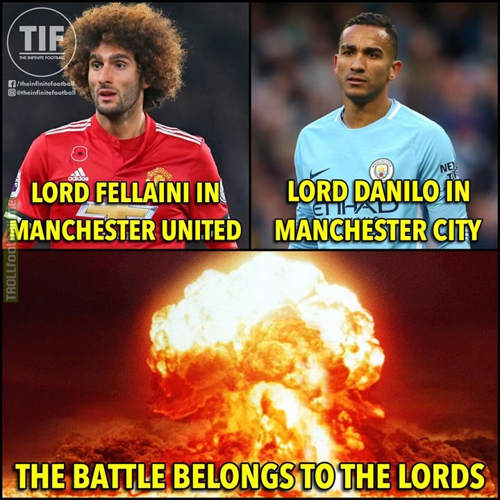 The Lords Battle 🔥😂
