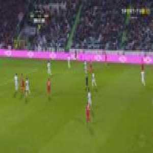 Vitoria Setubal 1-[1] Benfica - Raul Jimenez