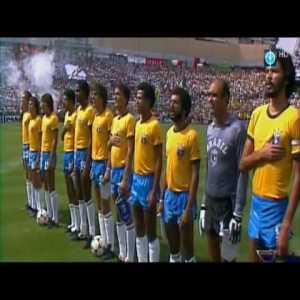 Here's a special about one of the greatest national teams that didn't won a WC. Brazil, 1982.
