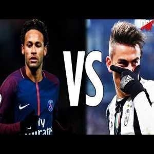 Neymar vs Dybala | Skills & Goals | 2017-18