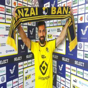 Finnish side KuPS announce the signing of Egypt international Abdallah El-Said on loan