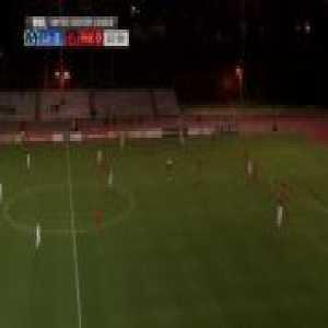 Didier Drogba (Phoenix Rising) goal vs LA Galaxy II [USL]