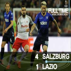 Lazio are out of Europa League