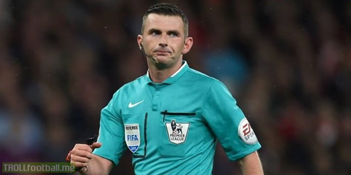 "Michael Oliver's 4 sons have angrily denied that their father is a Real Madrid fan.  …""Our dad is a fair and honest man."" said sons Raúl, Iker, Zinedine and Ronaldo."