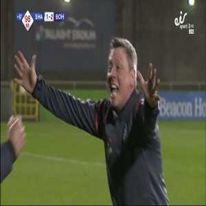 Darragh Leahy's 99th minute goal to win the Dublin Derby