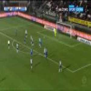 Heracles Almelo 0-[3] AZ Alkmaar — Alireza Jahanbaksh 59' (fantastic turn + finish)