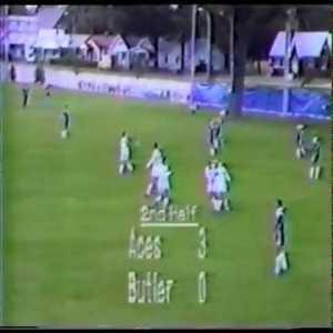 1990 UE Soccer Highlight Video