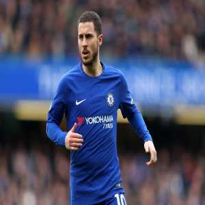 Eden Hazard has scored 69 Premier League goals for Chelsea; only Frank Lampard (147) and Didier Drogba (104) have netted more for the club.