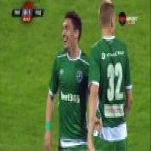 Levski Sofia 0-[1] Ludogorets - Claudiu Keseru (straight from corner)