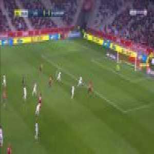 Lille 1-0 Guingamp - Nicolas Pepe