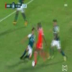 América de Cali [1]-0 Deportivo Cali — Christian Martínez 1'