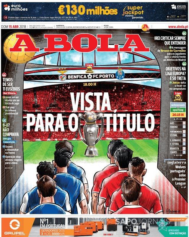 Benfica V FC Porto
