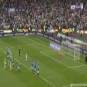 Celtic 4-0 Rangers - Olivier Ntcham penalty