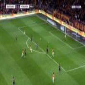 Galatasaray 1-0 Basaksehir - Mariano